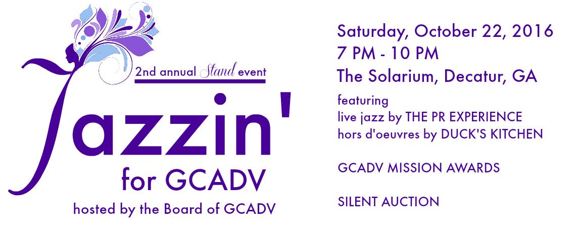 Jazzin' for GCADV