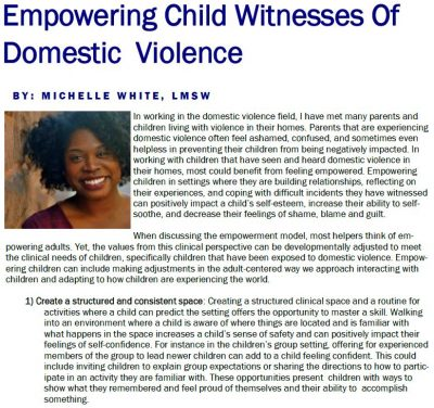 dating violence newspaper articles
